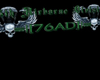 =|[76AD]|= Logo Backdrop