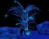 Blue Club Glow Plant