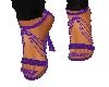 PD}Gem Heels/purple