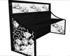 Black Wedding Bench