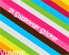 [Vum] 1k Support Sticker