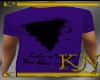 KN Purple Twister Shirt