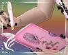 Hush Diary + Pen + Poses