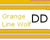 DD Orange Line Ears
