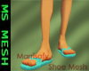 [MS](F)Sandals Mesh 2