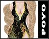 China Dress-Bl