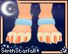 SSf~ Indie Paw Cuffs M