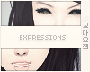 ◬ expressions pack