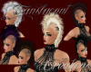 (T)Mohawk, Blond Silver
