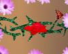 Rose Thorn Gater Belt