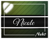 *NK* Nicole (Sign)