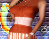 SPRING FEVA ORANGE STRIP