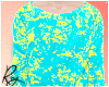 Blue/Yellow Long Tee