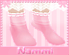 Kids blushy baby socks