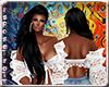(RT)BLACK ROSELLA HAIR