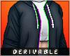 🛒 (F) Open jacket