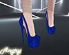 Ufo Blue Heels