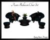 Azure Ballroom Chat Set