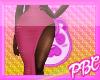 *PBC* XXL Diva Pink