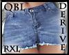 Jean Shorts (RXL)