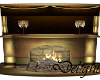 (D)Fireplace delux