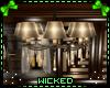 :W: Golden Chandelier