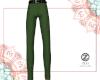 >ZL0< [AC] Olive Pants