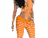 leggings naranjas