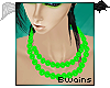 *B* Colorful * Collar Gr