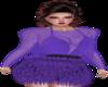 Buisness Flare purple