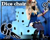 [Hie] Icy dice chair