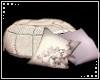 Sakura Pillow (sitting)