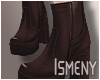 [Is] Fall Boots Brown