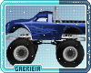 Kids Monster Truck Toy