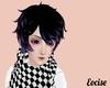 Kokichi Ouma hair