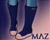 G. MLZ Sock Boots