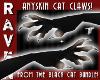 ANYSKIN CAT PAWS CLAWS!