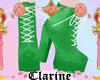 [C] Sailor Jupiter Shoes