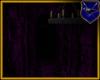 ! Purple Catacomb Light