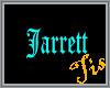 (Tis) Floor Tag - Jarret