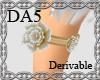 (A) Flower Garter Right