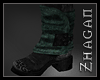 [Z] Rey Boots teal