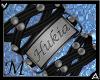 Hukia Silver & Black M