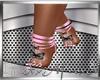 Small Feet w Bangle pink