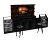 Halloween Bakery Counter