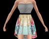 Spring Short Dress