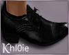 K pirate black shoes M