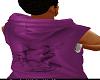 purple wolf hoody