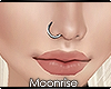 m| Allie nose ring I