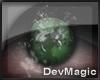 *dm* Dragon Eye (grn) -F